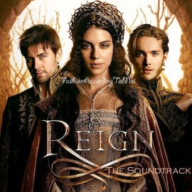 Reign The Soundtrack Album Cover