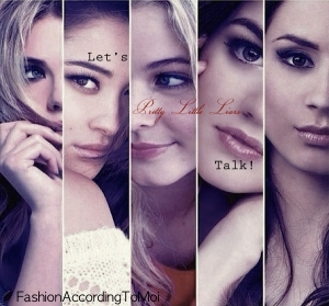 Lets Pretty Little Liars Talk!!